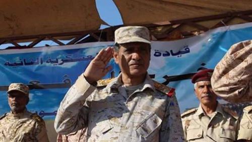 البحسني يشهد حفل تخرج (دقعة سواعد حضرموت) الدفعة الثالثة من قوات النخبة الحضرمية