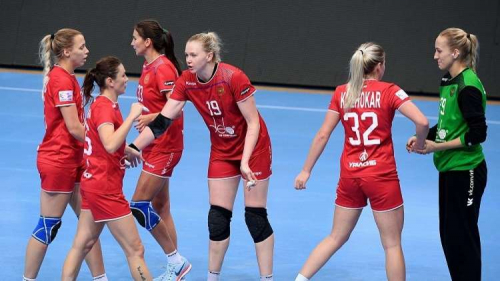 روسيا تقسو على تونس في كأس العالم بكرة اليد