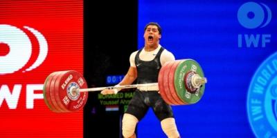 مصر تحصد 4 ميداليات ذهبية في بطولة العالم لرفع الأثقال