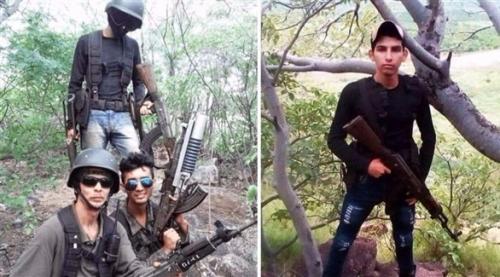 مجموعة إرهابية على خطى داعش على الباب الجنوبي لأمريكا