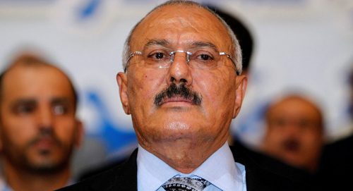 أول تعليق سعودي بعد مقتل علي عبد الله صالح