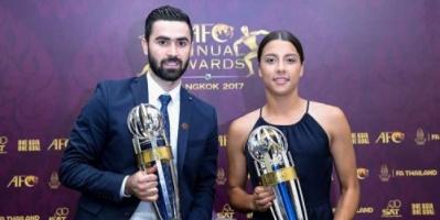 أبرز شخصية رياضية في الوطن العربي للعام 2017؟