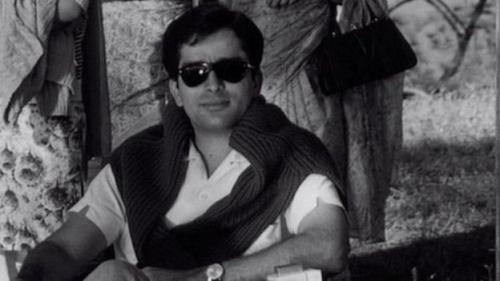 وفاة اسطورة السينما الهندية شاشي كابور