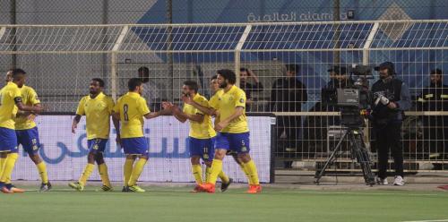 نادي النصر يتعثر أمام الباطن ويفشل في اعتلاء صدارة ترتيب الدوري السعودي