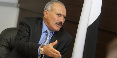 حزب المؤتمر ينعى صالح ويحمل الحوثيين سلامة قياداته