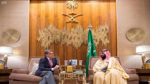 ولي العهد السعودي يؤكد حرصه على استقرار أسواق الطاقة