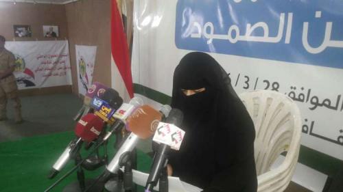 مسؤولة حوثية: جاهزون لتسليم جثة صالح لعائلته والإفراج عن الصحفيين كافة