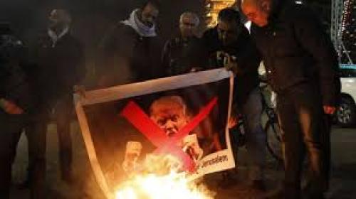 الزعماء العرب يحذرون ترامب من قرار نقل السفارة الأمريكية إلى القدس