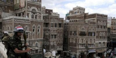 """""""الحوثيون"""" يحكمون سيطرتهم على صنعاء (تقرير)"""