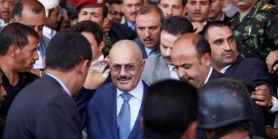 5 من أهم قادة حزب صالح يسارعون لمبايعة الحوثي