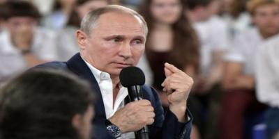 بعد صمت طويل.. بوتين يحسم موقفه من الانتخابات الرئاسية المقبلة