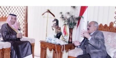 صالح : قطر تموّل الحوثيين بتنسيق مع إيران للإضرار بالسعودية