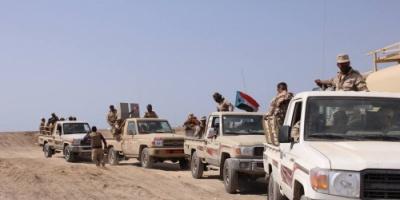 تحرير اولى مدن محافظة الحديدة ( الخوخة ) بيد رجال المقاومة الجنوبية