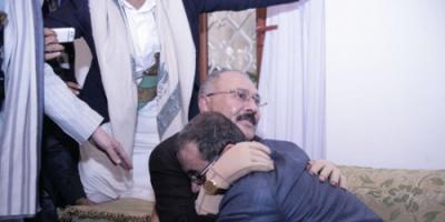 الحوثيون يدفعون برفيق صالح ( ابو راس ) لقيادة المؤتمر