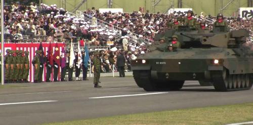اليابان تخطط لامتلاك صاروخ قادر على ضرب كوريا الشمالية