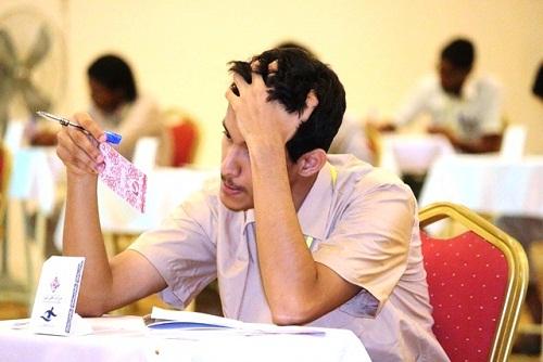 الأولمبياد الوطني للرياضيات بسيئون تظاهرة علمية تنافسية في مجال الرياضيات وإبراز المواهب المبدعة