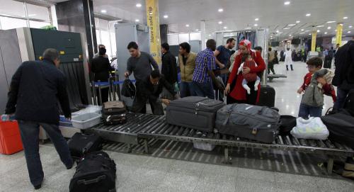 الحكومة الشرعية : تبعات إجلاء موظفي الأمم المتحدة يتحملها الحوثوثيون