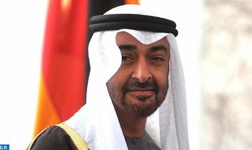 الشيخ محمد بن زايد يدعو واشنطن لمراجعة قرارها بشأن القدس