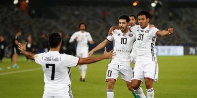 مبخوت يقود الجزيرة لمواجهة ريال مدريد في مونديال الأندية