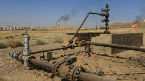 العراق وإيران يوقعان اتفاقا لتصدير النفط من حقول كركوك