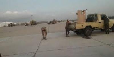 عبر#عمان : وصول 56 طقماً عسكرياً الى #المهرة  تابعة لألوية #الحرس الرئاسي