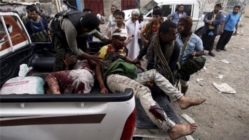 900 حالة انتهاك لحقوق الإنسان من قبل ميليشيا الحوثي خلال الـ3 الأشهر الماضية