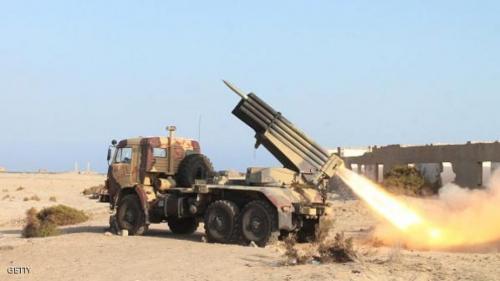 مقتل 5 مدنيين في قصف للحوثيين على الخوخة