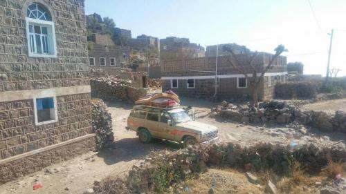 #جحاف : موجة  نزوح مستمرة بسبب أزمة خانقة في مياه الشرب
