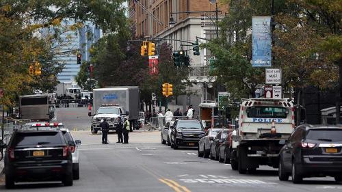نيويورك: هجوم مانهاتن محاولة إرهابية لم تحقق أهدافها