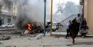 مقتل صحفي في انفجار سيارة ملغومة بمقديشو