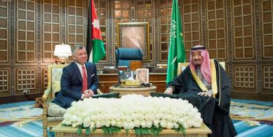 """الرياض.. قمة سعودية أردنية لبحث تداعيات """"قرار القدس"""""""