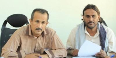السلطة المحلية بالشحر تعقد اجتماعاً بالمكاتب الإيرادية بالمديرية
