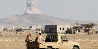 غارات للتحالف على مخازن أسلحة وتعزيزات للحوثيين في الحديدة وشبوة