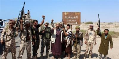 الجيش والمقاومة يحبطان محاولة تسلل للمليشيا في الخوخة