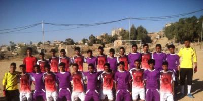 في دوري الشهداء بالشعيب : فريق ثانوية الحبيشي يتغلب على ثانوية الشهيدين بـ 3 - 2
