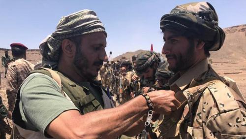 طارق صالح في تسجيل مصوّر: طالبنا الحوثيين خوض الحرب باسم اليمن فأبوا