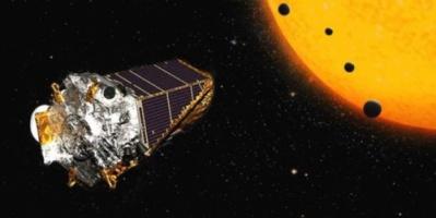 اكتشاف نظام نجمي يشبه نظامنا الشمسي يتكون من ثمانية كواكب