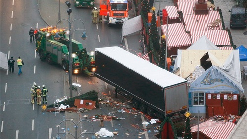 ألمانيا تشدد الإجراءات الأمنية تزامنا مع ذكرى مذبحة برلين