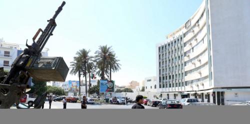 ليلة قلق في طرابلس قبل ساعات من انتهاء عمر المجلس الرئاسي الليبي