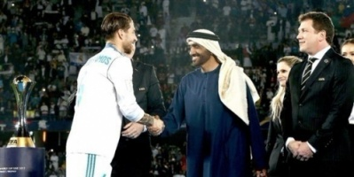 نهيان بن زايد: مونديال الأندية أكد مكانة الإمارات كموطن للسلام