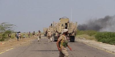 """مصرع القيادي الحوثي البارز """" أبو جبريل """" في الخوخة ( صورة )"""