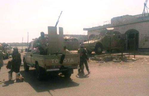 قوات الجيش والمقاومة الجنوبية يسيطران على 6 مواقع جديدة في عسيلان بشبوة