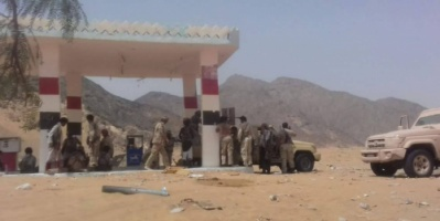 استشهاد العقيد فيصل الحارثي واثنين من مرافقيه في انفجار لغم زرعه الحوثيين بديار آل منصور بشبوة