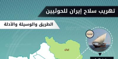 """شركة برازيلية تتولى تهريب الأسلحة الإيرانية الى الحوثيين باليمن """" تقرير"""""""