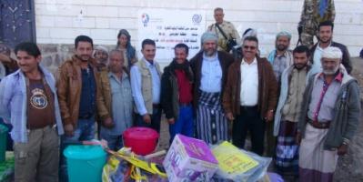 منظمة ديفرستي تدشن مشروع  الاستجابة الطارئة للنازحين في مريس بقعطبة