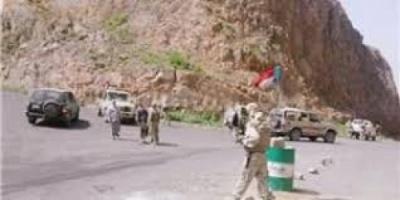 قيادة الحزام الآمني تنفي إدعاءات إعلامية عن مرور أفراد من عائلة «صالح» عبر يافع