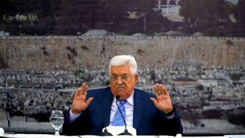 عباس: القبول بوساطة أميركية للسلام جنون