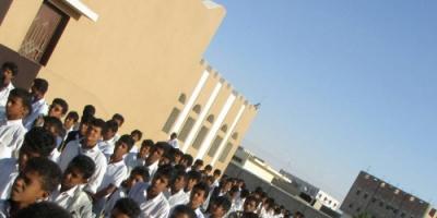 دائرة التوجيه المعنوي لقوات النخبة الشبوانية تنفذ محاضرات توعوية لطلاب المدارس