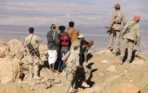 الجيش يتجه لتحرير أرحب وبني حشيش بمساندة قبائل طوق صنعاء