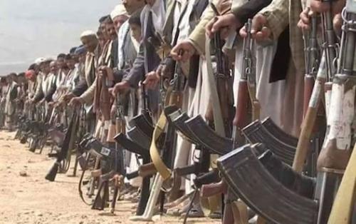 الحوثي يهدد قبائل الطوق بمصير صالح لرفضها دعمه عسكرياً
